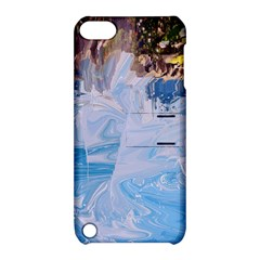 Splash 4 Apple Ipod Touch 5 Hardshell Case With Stand by icarusismartdesigns