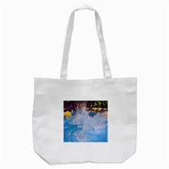 Splash 4 Tote Bag (white)  by icarusismartdesigns