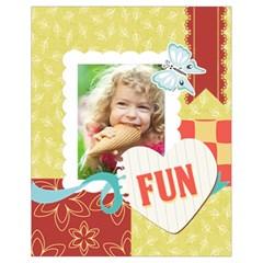 Kids By Kids   Drawstring Bag (small)   V05fe9p9sm8u   Www Artscow Com Front