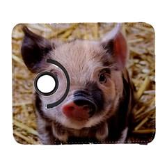 Sweet Piglet Samsung Galaxy S  III Flip 360 Case by ImpressiveMoments