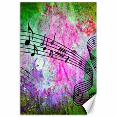 Abstract Music  Canvas 20  X 30   by ImpressiveMoments