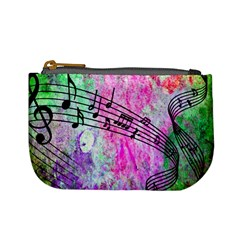 Abstract Music  Mini Coin Purses by ImpressiveMoments
