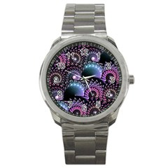 Stunning Sea Shells Sport Metal Watches by KirstenStar