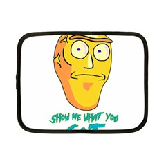 Show Me What You Got New Fresh Netbook Case (small)  by kramcox