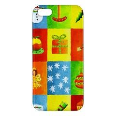 Christmas Things Iphone 5s Premium Hardshell Case by julienicholls