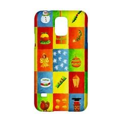 25 Xmas Things Samsung Galaxy S5 Hardshell Case  by julienicholls