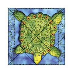 Turtle Acrylic Tangram Puzzle (6  x 6 ) by julienicholls