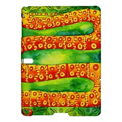 Patterned Snake Samsung Galaxy Tab S (10 5 ) Hardshell Case