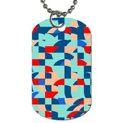 Miscellaneous Shapes Dog Tag (one Side)