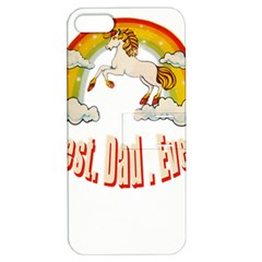 Best  Dad  Ever Apple Iphone 5 Hardshell Case With Stand by redcow