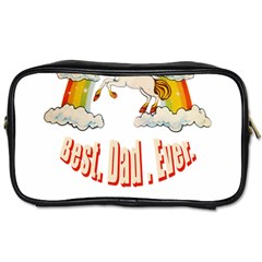 Best. Dad. Ever Toiletries Bags 2-Side by redcow