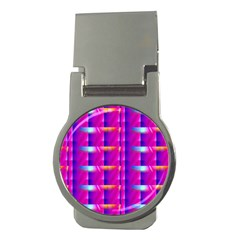 Pink Cell Mate Money Clips (round)  by TheWowFactor