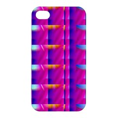 Pink Cell Mate Apple Iphone 4/4s Premium Hardshell Case by TheWowFactor