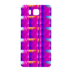 Pink Cell Mate Samsung Galaxy Alpha Hardshell Back Case by TheWowFactor