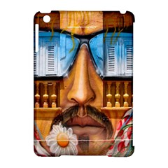 Graffiti Sunglass Art Apple iPad Mini Hardshell Case (Compatible with Smart Cover) by TheWowFactor