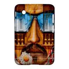 Graffiti Sunglass Art Samsung Galaxy Tab 2 (7 ) P3100 Hardshell Case  by TheWowFactor