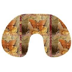 Butterflies Travel Neck Pillows