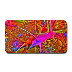 Biology 101 Abstract Medium Bar Mats by TheWowFactor