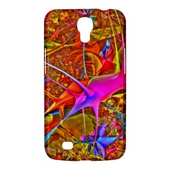 Biology 101 Abstract Samsung Galaxy Mega 6 3  I9200 Hardshell Case by TheWowFactor