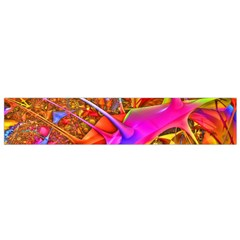 Biology 101 Abstract Flano Scarf (small)  by TheWowFactor