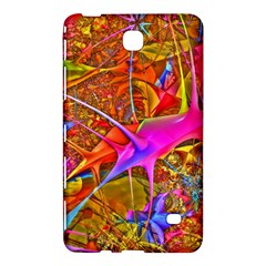 Biology 101 Abstract Samsung Galaxy Tab 4 (7 ) Hardshell Case  by TheWowFactor