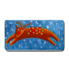Rudolph The Reindeer Medium Bar Mats by julienicholls
