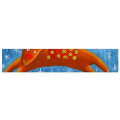 Rudolph The Reindeer Flano Scarf (Small)