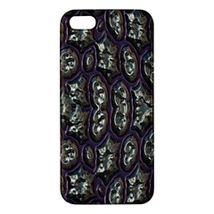 3d Plastic Shapes Apple Iphone 5 Premium Hardshell Case by LalyLauraFLM