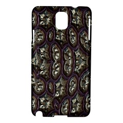 3d Plastic Shapes Samsung Galaxy Note 3 N9005 Hardshell Case by LalyLauraFLM