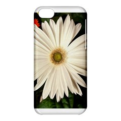 Flower Apple Iphone 5c Hardshell Case by infloence