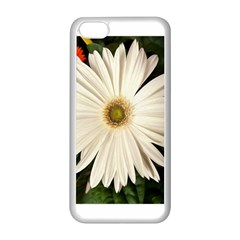 Flower Apple Iphone 5c Seamless Case (white) by infloence