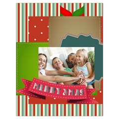 Xmas By Joy   Drawstring Bag (large)   Zn27688h641g   Www Artscow Com Back
