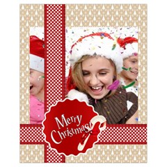 Xmas By M Jan   Drawstring Bag (small)   Bh1bila6290c   Www Artscow Com Front