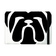 Bulldog Tribal iPad Mini 2 Flip Cases by TailWags