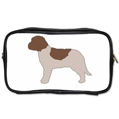 Lagotto Romagnolo Silo Color Toiletries Bags 2-Side by TailWags