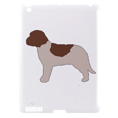 Lagotto Romagnolo Silo Color Apple iPad 3/4 Hardshell Case (Compatible with Smart Cover) by TailWags