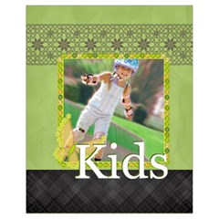 Kids By Man   Drawstring Bag (small)   7feyt470sc0e   Www Artscow Com Front