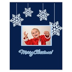 Xmas By Man   Drawstring Bag (large)   E87347r2di29   Www Artscow Com Front
