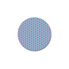 Cute Pretty Elegant Pattern Golf Ball Marker (10 Pack) by creativemom