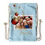 xmas - Drawstring Bag (Large)