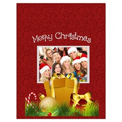 Xmas By Angena Jolin   Drawstring Bag (large)   03bqxq7z8goz   Www Artscow Com Front