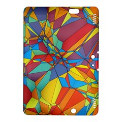 Colorful miscellaneous shapes Kindle Fire HDX 8.9  Hardshell Case by LalyLauraFLM