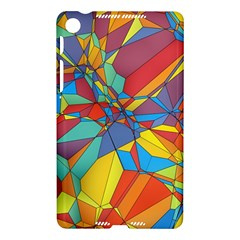 Colorful miscellaneous shapes Google Nexus 7 (2013) Hardshell Case by LalyLauraFLM