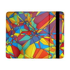 Colorful miscellaneous shapes	Samsung Galaxy Tab Pro 8.4  Flip Case by LalyLauraFLM