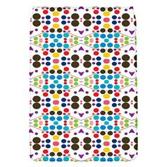 Colorful Dots Pattern Removable Flap Cover (s) by LalyLauraFLM