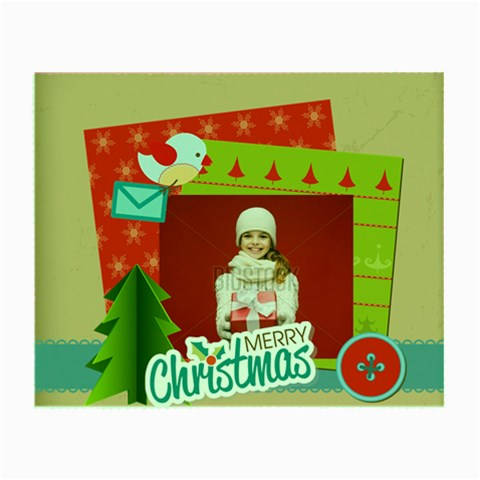 Xmas By Xmas   Small Glasses Cloth   Yyv1wcald78g   Www Artscow Com Front