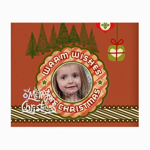 Xmas By Xmas   Small Glasses Cloth   Gypgajgh65wp   Www Artscow Com Front