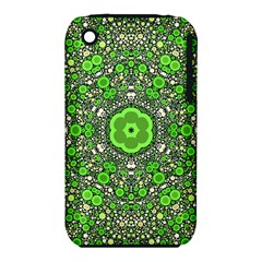 Crazy Beautiful Abstract  Apple iPhone 3G/3GS Hardshell Case (PC+Silicone) by OCDesignss