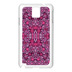 Crazy Beautiful Abstract  Samsung Galaxy Note 3 N9005 Case (white) by OCDesignss