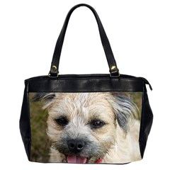 Border Terrier Office Handbags (2 Sides)  by TailWags